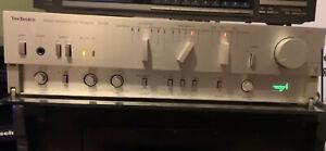 TECHNICS SU-V9 Top Line Integrated Stereo Amplifier CLASS A RARE!!!
