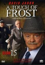 A Touch of Frost Series 15 The Final Season DVD Region 1 GST Included In Price
