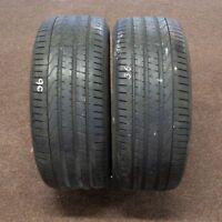 2 x Pirelli P Zero 265/50 R19 110Y N0 Sommerreifen 0717 5mm