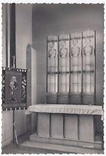 Jersey; The Lady Chapel, St Matthew's Church, Millbrook RP PPC Unused c 1950's