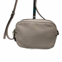 Kate Spade Bone Blush Soft Leather Square Camera Bag Crossbody Purse Adjustable