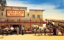 CALICO SALOON Knott's Berry Farm Ghost Town Buena Park, CA Vintage Postcard