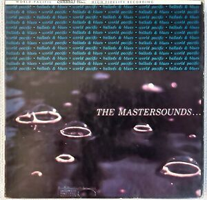 """The Mastersounds """"Ballads and Blues"""" reel tape. World Pacific Jazz 7.5 IPS."""
