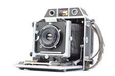 Horseman Multiformat 985 Technical Camera w/ 75mm f/5.6 Lens, 120 6x9 Back #P602