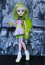 Monster High Spectra Vondergeist's GHOUL SPORTS Outfit