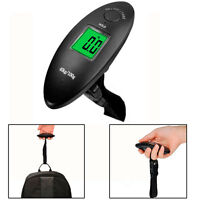 40kg/100g Weight LCD Display Portable Electronic Travel Hanging Luggage Scale