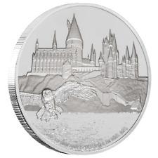 Niue 2 Dollar 2020 Harry Potter™ Classic (1.) Hogwarts™ Castle - 1 Oz Silber PP