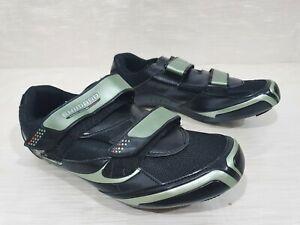 Shinano SH-R064 Black Road Shoes EU 47