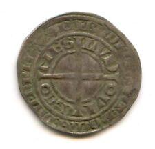 COMTÉ DE FLANDRE LOUIS DE CRECY (1322-1346) GROS AU LION