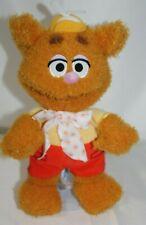 Muppet Babies FOZZY BEAR Plush Disney Junior Jim Henson Stuffed Animal Toy