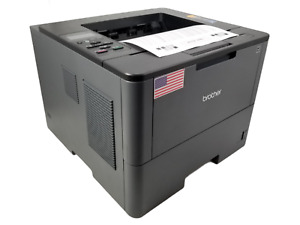Refurbished Brother HL-L6200DW Wireless Monochrome Laser Printer New Drum/Toner!