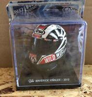 "DIE CAST CASCHI MOTO GP "" MAVERICK VINALES - 2013 "" SCALA 1/5 ALTAYA"