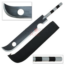 Samurai Ninja Beheading Executioner Sword Carbon Steel Japanese Anime Replica