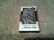 Hardshell Case For iPhone 4/4S - iCouture *Brand New In Package*