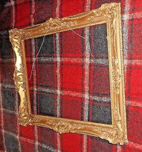 19th century Victorian original frame Baroque style, copy old 70 x 61,5 + bonus