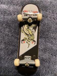 Tony Hawk Birdhouse Tech Deck 96mm Fingerboard Skateboard Rare 2007 Green Dragon