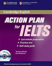 Action Plan for IELTS Self-study Pack Academic Module (Face2face S) by Jakeman,