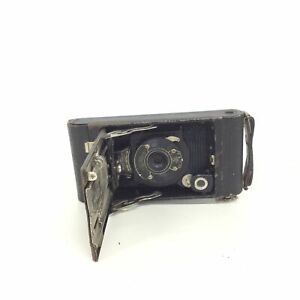 Vintage Kodak No.1 Pocket Folding Kodak Film Camera Collectable Untested #314