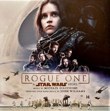 ROGUE ONE A Star Wars Story - 2LP / Vinyl - OST - Williams - Giacchino