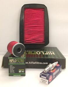 Service Kit For YAMAHA YZFR125 (2008 to 2014) Filters and NGK Iridium Spark Plug