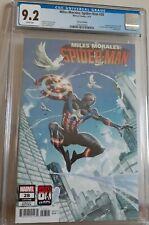 Miles Morales Spider-Man #28 (Cap America Variant) CGC 9.2 (newton rings)