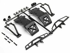 HPI Racing 105298 Bumper/Skid Plate Set Savage XS SS Savage XS Flux