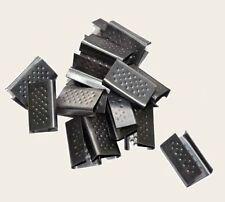 Verschlusshülsen Metall 13 mm verzinkt für Umreifungsband PP  3000 Stück