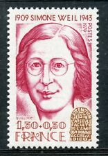 STAMP / TIMBRE FRANCE NEUF N° 2032A ** SIMONE WEIL