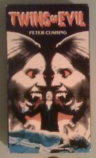 peter cushing  TWINS OF EVIL   VHS VIDEOTAPE