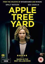 APPLE TREE YARD Emily Watson - Mini Serie Completa 2xDVD in Inglese NEW .cp