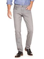 [5568-2] Banana Republic Slim-Fit Stretch Grey Wash Jean 32X30