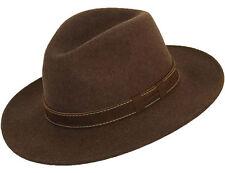 Cowboy Hut aus 100% Wolle für Herren