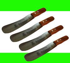 4x original Solingen Buckelsmesser Brötchenmesser Frühstücksmesser Streichmesser