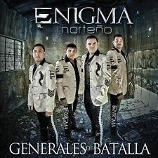Enigma Norteno : Generales De Batalla CD