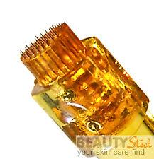 Microneedle Skin StampTitanium 2.0mm Micro Derma Needle Roller Scars Wrinkle