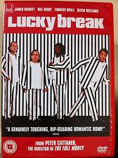 James Nesbitt Timothy Spall LUCKY BREAK 2001 Carcere Britannico Commedia UK DVD