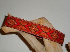 Spice Trade 1 1/2 Inch Custom Made Martingale Dog Collar