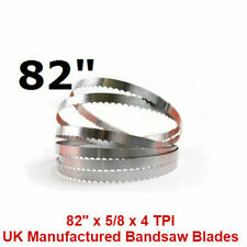 Butchers Meat Bandsaw Blades (5 Pack) - 82""