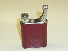 FLAMIDOR Junior French liftarm Lighter W. Leather Coat-ACCENDINO -1940 - France