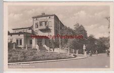 (85737) Foto AK Lutherstadt Eisleben, Knappschafts Krankenhaus 1947