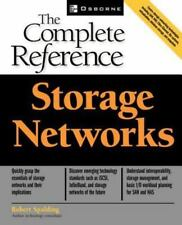 Networking: Storage Networks : The Complete Reference by Marc Farley and...