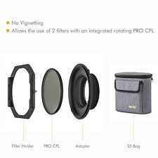 NiSi S5 kit for Nikon 19mm F4 with integrated polariser