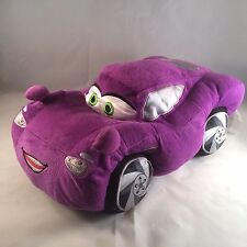 Holly Shiftwell Plush Pillow Cars Disney Store Exclusive Purple 13""