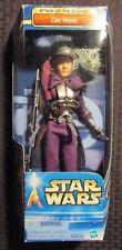 "2002 Hasbro STAR WARS Zam Wesell 12"" Action Figure MIB C-6.0 Attack of Clones"