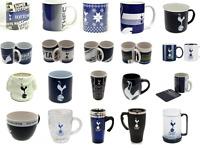 Tottenham FC FC Mug - Travel, Latte, Tea Tub, Tea, Coffee, Tankard, Heat Change