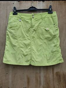Worn Rohnisch Large Green Golf Skirt - 416