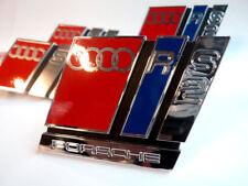 Audi RS2 Logo Front Grill Badge Emblem ORIGINAL NEW !!! 8A0853735B 2ZZ