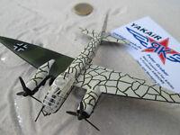 Junkers Ju -188  Bomber 1941 WW2  Metall Atlas   Aircraft  YAKAiR 1:144