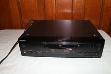 Sony Cdp-Xa3Es Cd Player Transport Tested