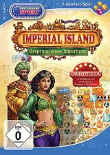PC-Spiel IMPERIAL ISLAND: URSPRUNG EINES IMPERIUMS (Match 3 gewinnt) PC-Spiele